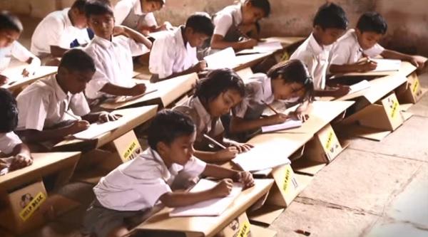 Help Desk в школах Индии.