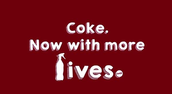 Компания Coca-Cola и идеи вторичного использования пластиковых бутылок.
