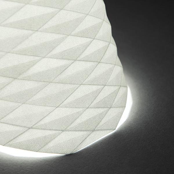 Лаконичный светильник от Jean-Sebastien Lagrange и Anne-Lise Courchay.