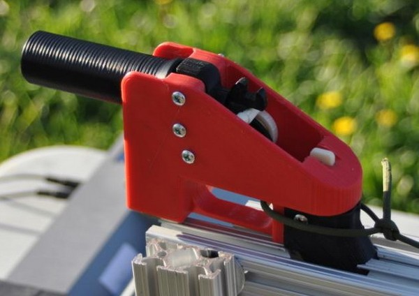 Напечатанный на 3D-принтере пистолет Liberator