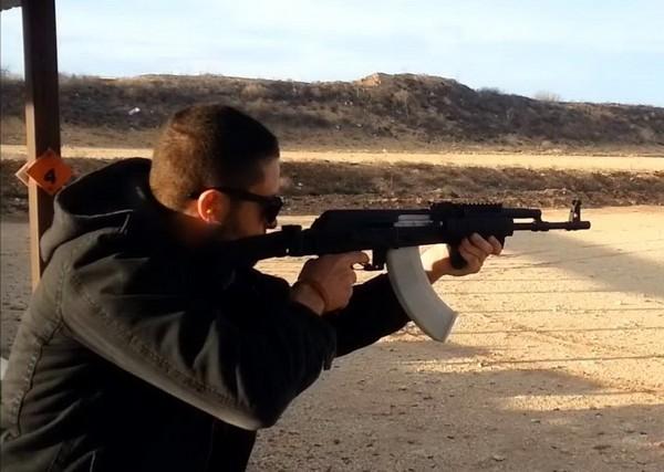 Feinstein – рожок для автомата Калашникова и винтовки AR-15