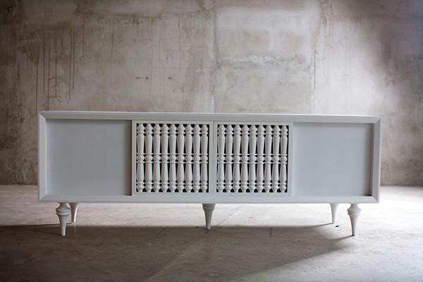 Деревянная мебель от Ito Kish.