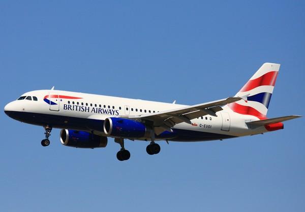 Лондонский мусор для British Airways