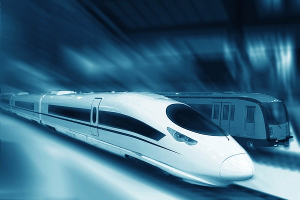 Железная дорога между Китаем и США