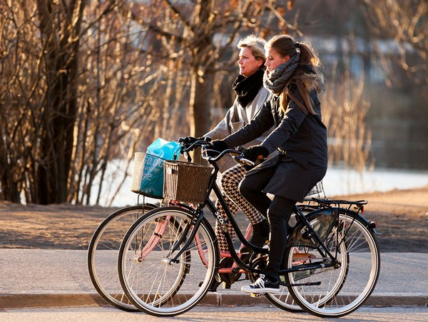 Программа по обмену автомобилей на велосипеды в шведском городе Гетеборг