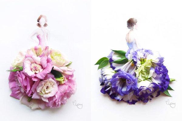 Коллекция Flowergirls.