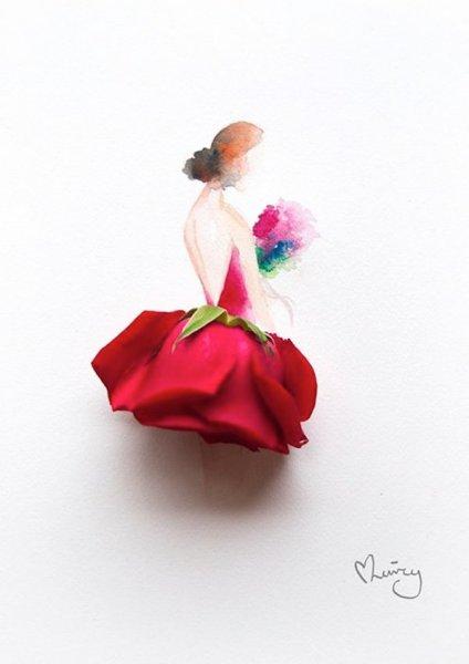 Коллекция изображений Flowergirls.