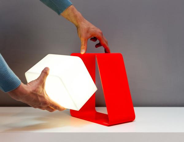 Мобильный светильник Ludovica.