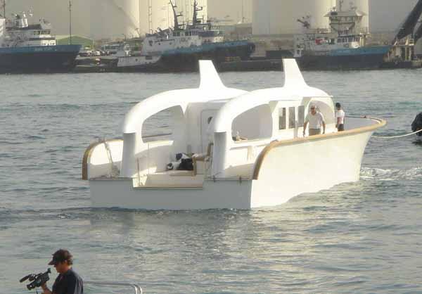Яхта-субмарина