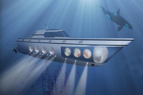Субмарина Seattle 1000