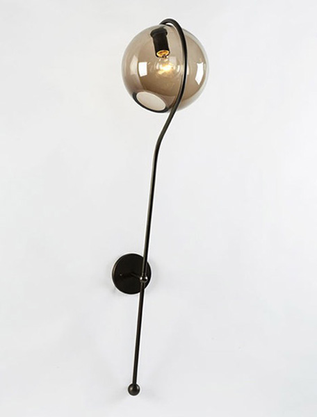 Оригинальные светильники от Jason Miller.
