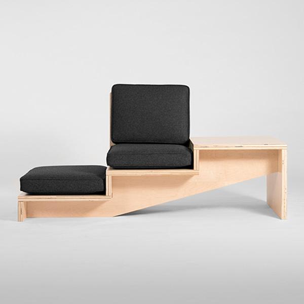 Мебель из кленовой фанеры.
