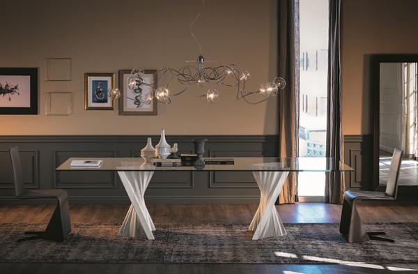 Стол PLISSET от Raffaello Gagliotto