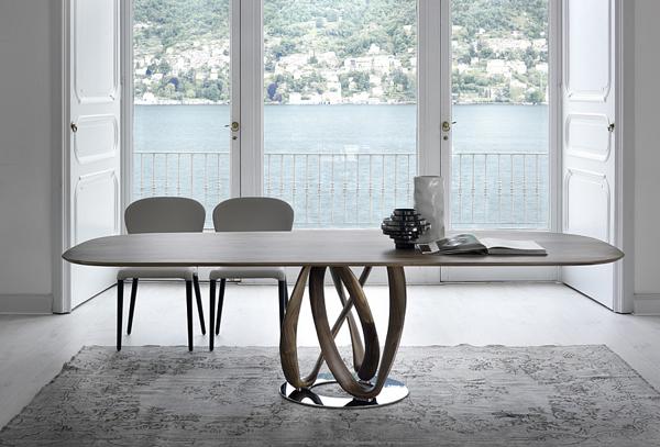Стол «Infinity» от Stefano Bigi