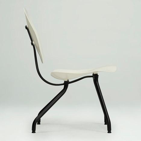Самый удобный пластиковый стул.