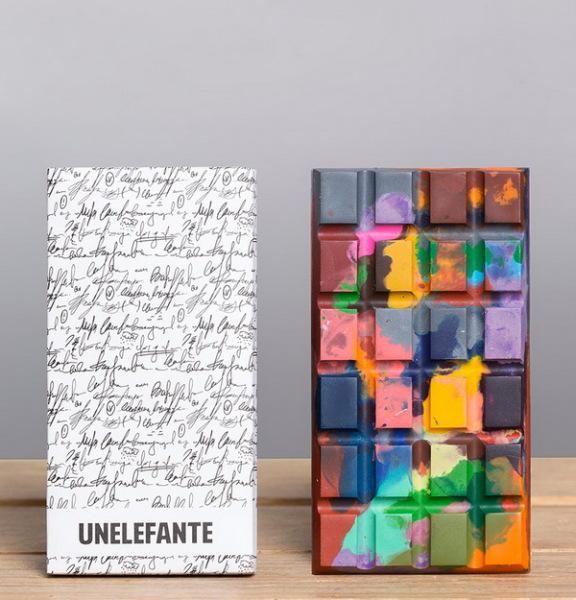 Коллекция шоколада от Unelefante.