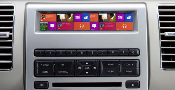Операционная система Windows in the Car