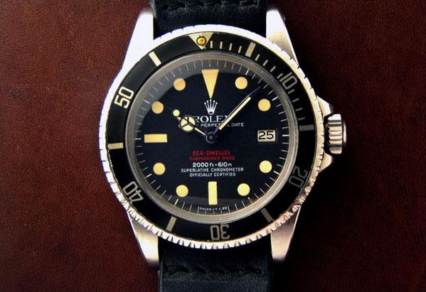 Rolex Sea-Dweller Double