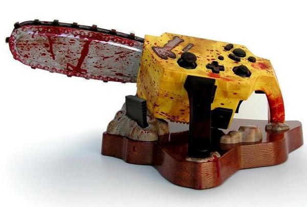 Resident Evil 4 Chainsaw Controller – игровой контроллер для любителей ужастиков