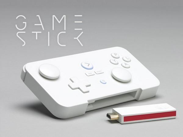 GameStick – игровой контроллер, который является еще и консолью