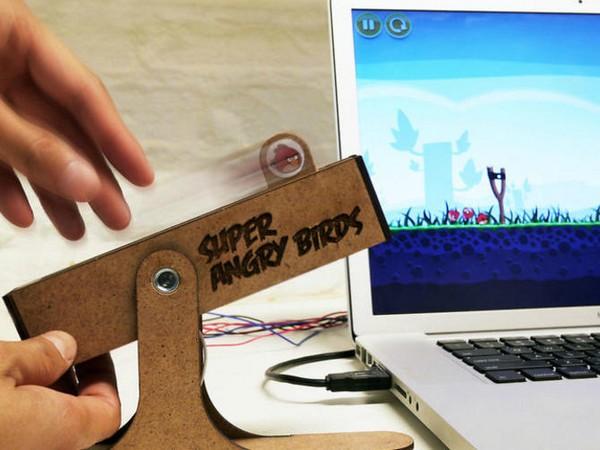 Super Angry Birds – пульт управления злыми птицами