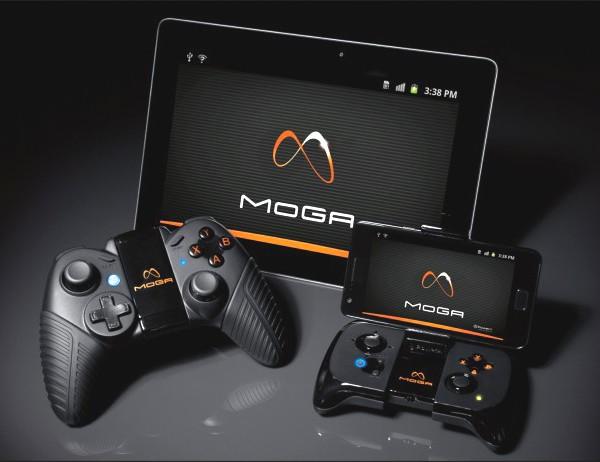 PowerA MOGA – игровой контроллер для смартфона и планшета