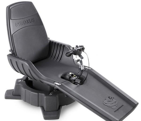 Кресло-контроллер Simulateur 3D Gyroxus