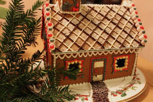 Пряничный домик Pepparkaka Hus от IKEA