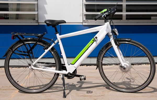 Электрический велосипед Folkvanlig от IKEA