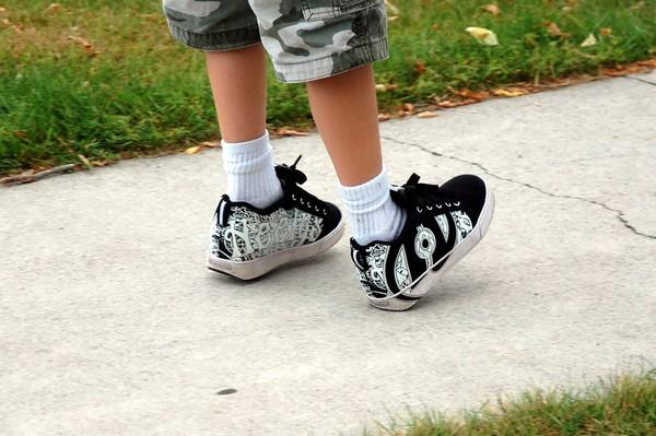 Heelys – роликовые кроссовки
