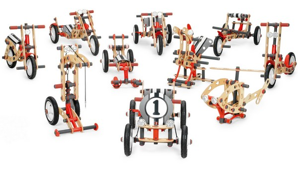 Moov Street Kit – детский автомобиль-трансформер