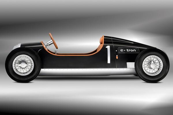 Audi Type C E-tron – детский электромобиль