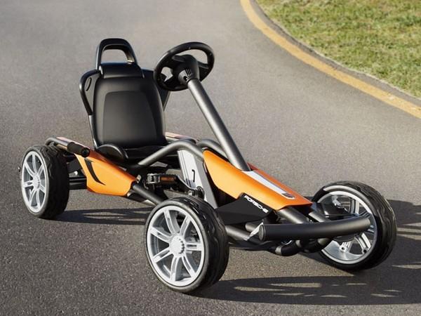 Porsche Go-Kart – детский автомобиль от Porsche