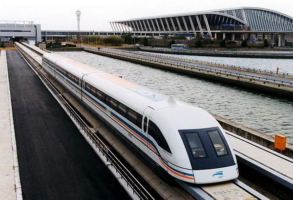 Маглев – левитирующий поезд