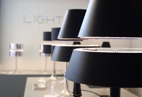 Левитирующая лампа от Crealev