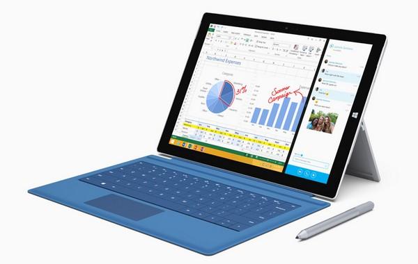 Microsoft Surface Pro 3 – на стыке планшета и ноутбука