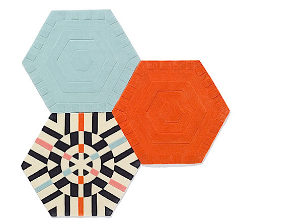 Разноцветные элементы правильных форм, которые удобно комбинировать.