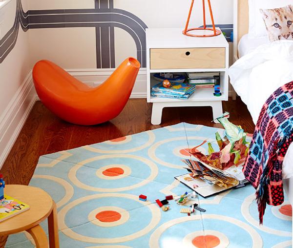 KinderGROUND - универсальная ковровая система.