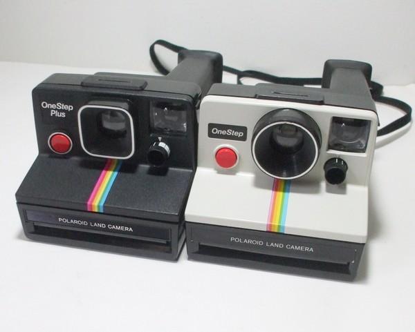 Классические моментальные фотокамеры от Polaroid
