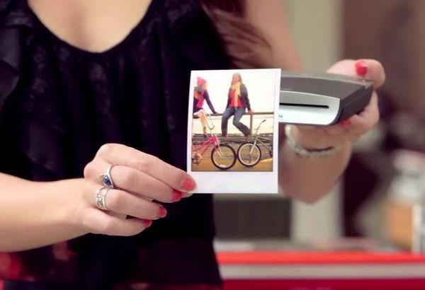 Карманный цифровой фотопринтер Polaroid PoGo