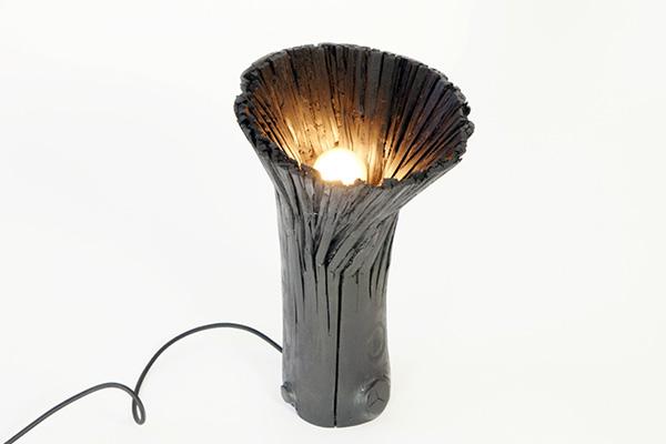 Настольные лампы и торшеры от Johannes Hemann.