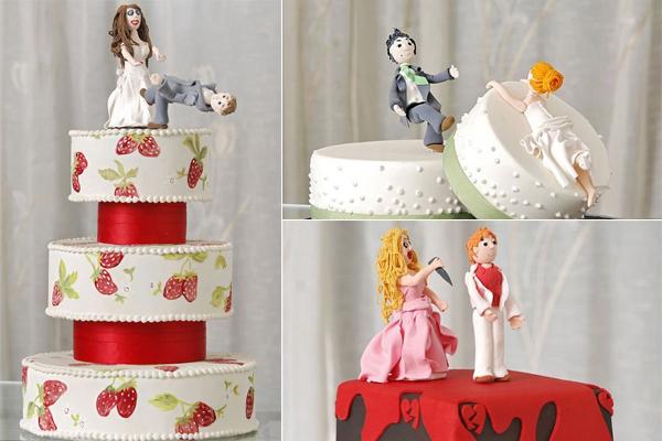 Торт в честь развода.