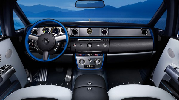 Phantom Drophead Coupe Waterspeed – самый красивый автомобиль от Rolls-Royce