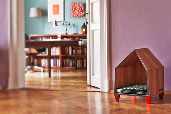 Оригинальные домики для домашних животных.