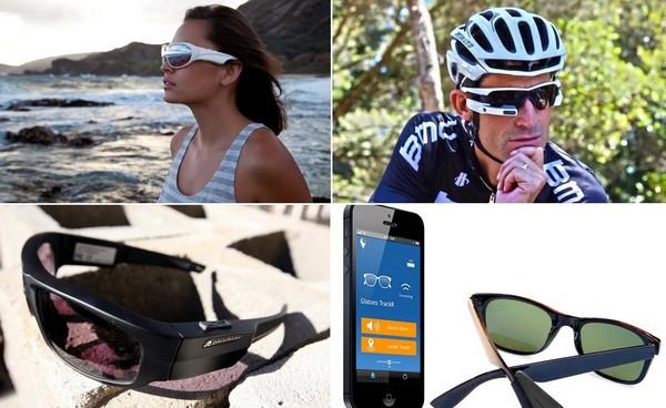 Технологичные очки против солнца