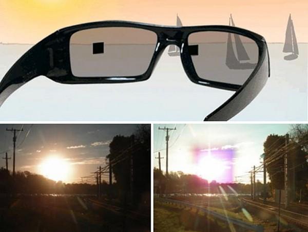 Dynamic Eye – солнцезащитные очки с автоматическим затемнением