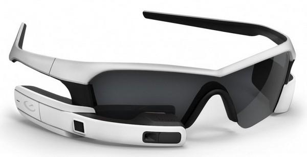 Recon Jet – «умные» солнцезащитные очки для активных людей