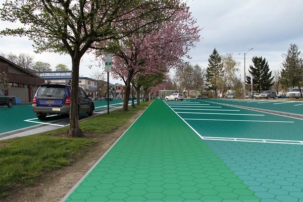 Solar Roadways – еще одна «умная дорога»