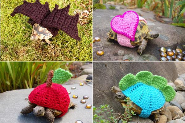 Костюмы для черепах.