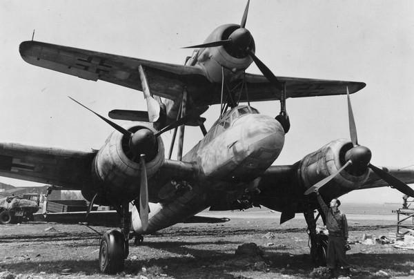 Авиационный комплекс Mistel